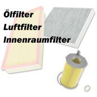 Filtersatz XS