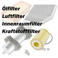 Filtersatz S