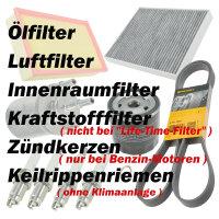 Filtersatz XL