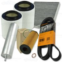 Inspektionskit Filter Satz Paket XXL (AK)