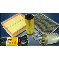 Inspektionskit Filter Satz Paket XL