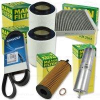 MANN  Inspektionskit Filter Satz XXL (AK)