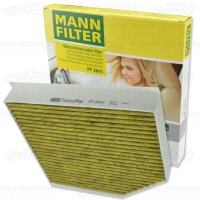 Innenraumfilter/Pollenfilter (Aktivkohle-antibakteriell)...